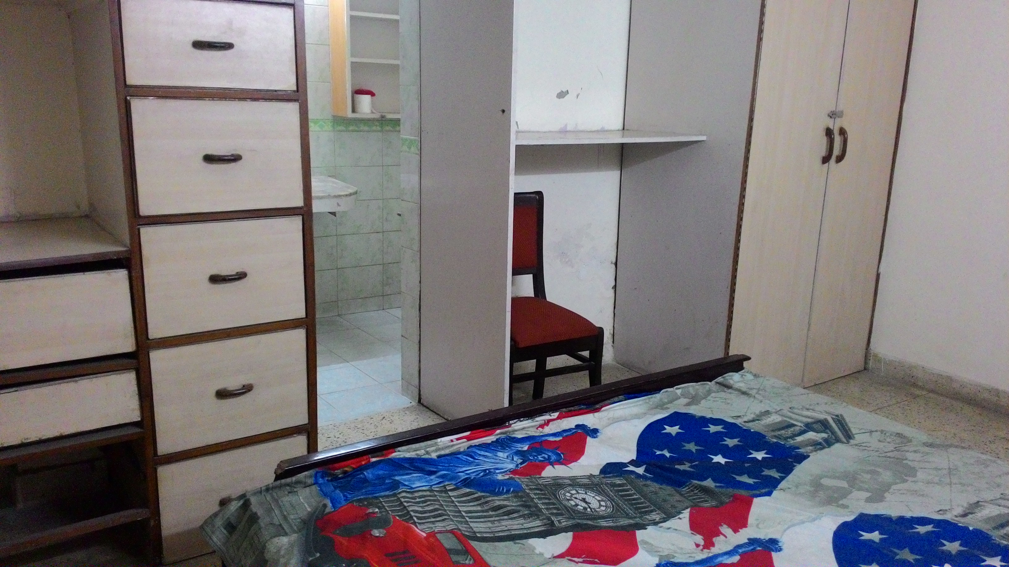 2BHK Flat Ground Floor in Greater kailash-1